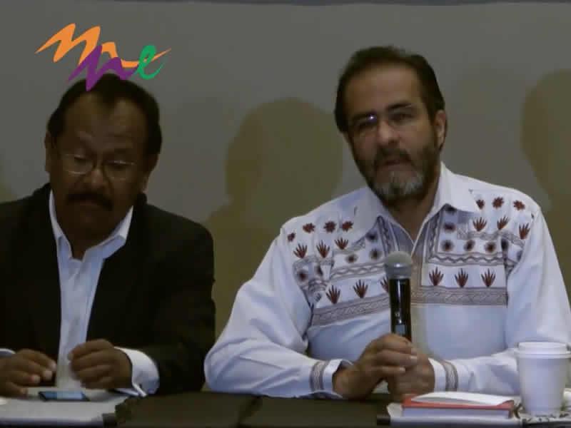 UNA ALIANZA CON EL PAN SIGNIFICARÍA LA PUNTILLA PARA EL PRD: RENÉ BEJARANO